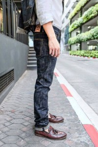 Bad Example 18oz Deep Indigo