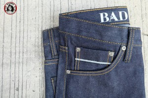 Bad Minimal Blue Selvedge