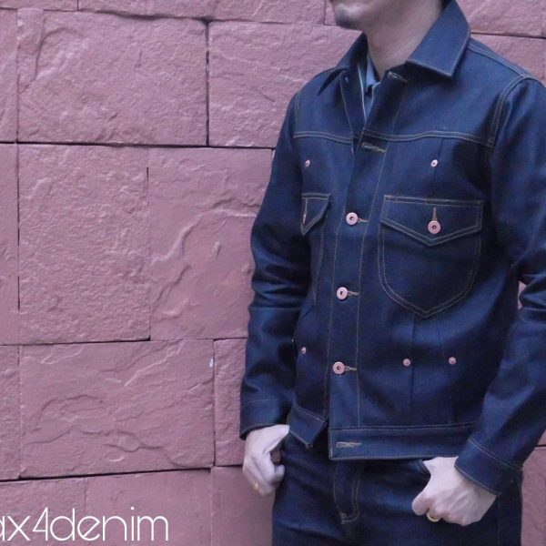 Jacket room jeans No.7 15oz vintage