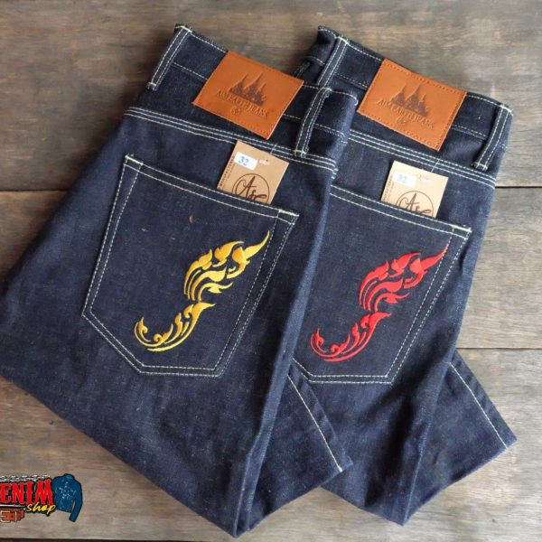 AIM EARTH SHORT JEANS