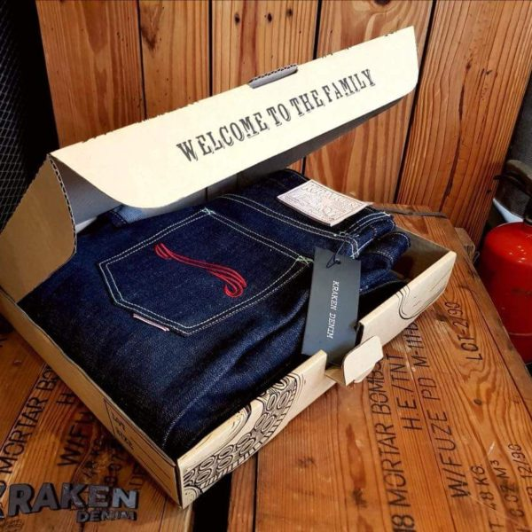 Kraken Denim KSL-002-16oz.