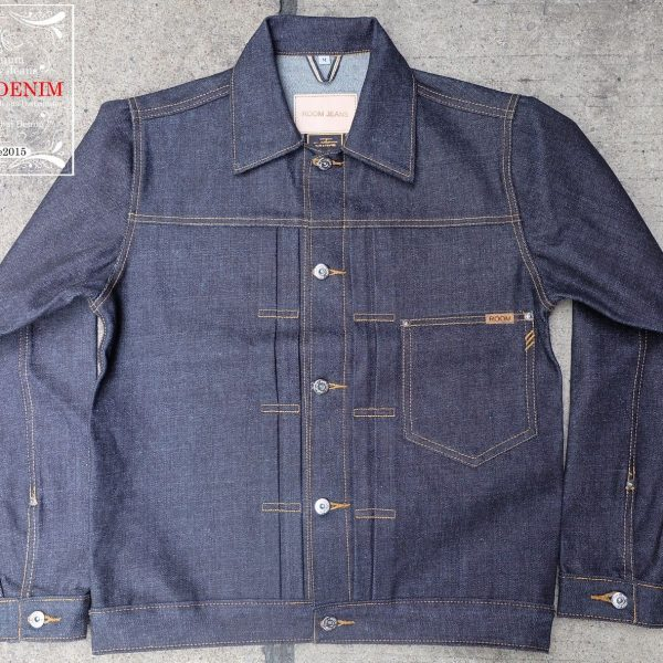 Jacket Room - one pocket 16oz