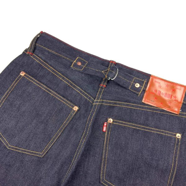 HOSHI DENIM Lot 18-01 Model 1930